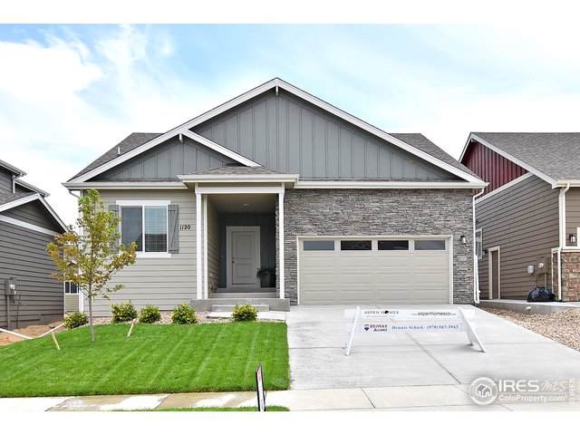 1120 104th Ave, Greeley, CO 80634 (MLS #894323) :: The Bernardi Group