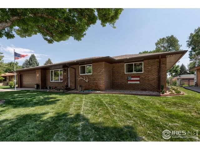 1812 Empire Ave, Loveland, CO 80538 (MLS #894326) :: J2 Real Estate Group at Remax Alliance