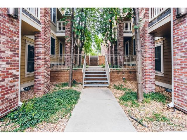979 Laramie Blvd F, Boulder, CO 80304 (MLS #894335) :: Jenn Porter Group