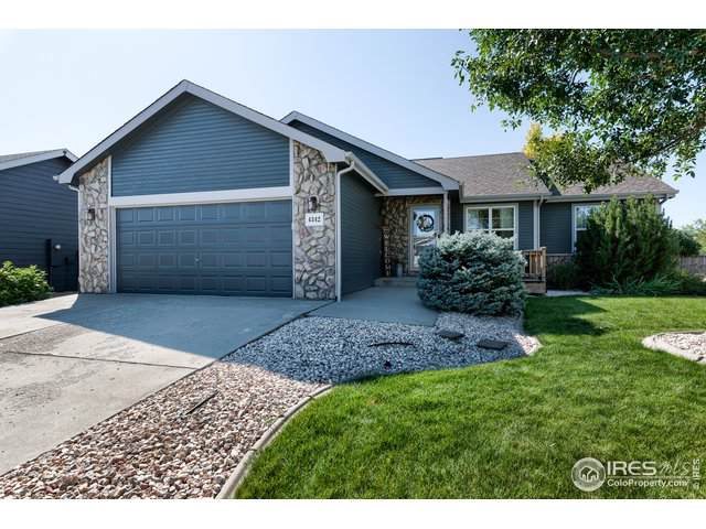 4342 Onyx Pl, Johnstown, CO 80534 (MLS #894338) :: Tracy's Team