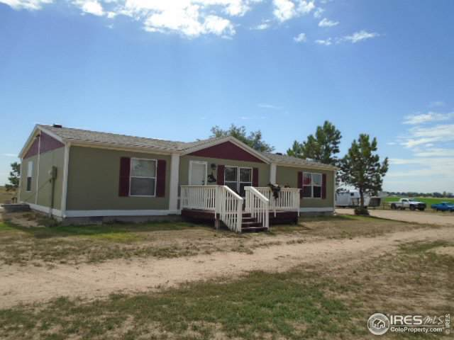 17486 County Road 84, Ault, CO 80610 (MLS #894343) :: Colorado Home Finder Realty