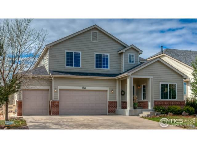 5513 Triple Crown Dr, Frederick, CO 80504 (MLS #894346) :: 8z Real Estate