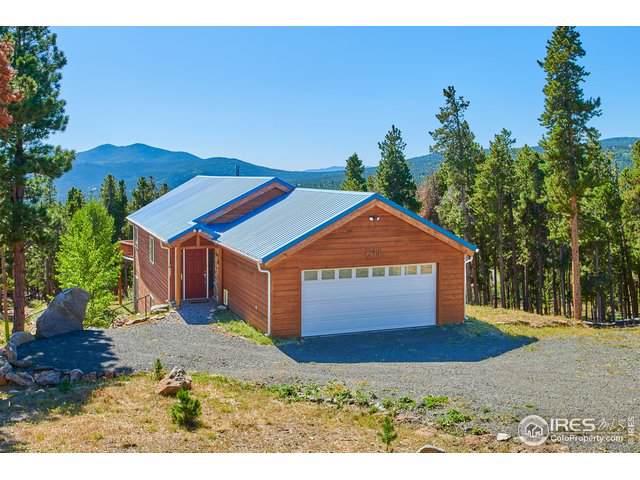248 Beethoven Dr, Black Hawk, CO 80422 (MLS #894350) :: Colorado Home Finder Realty