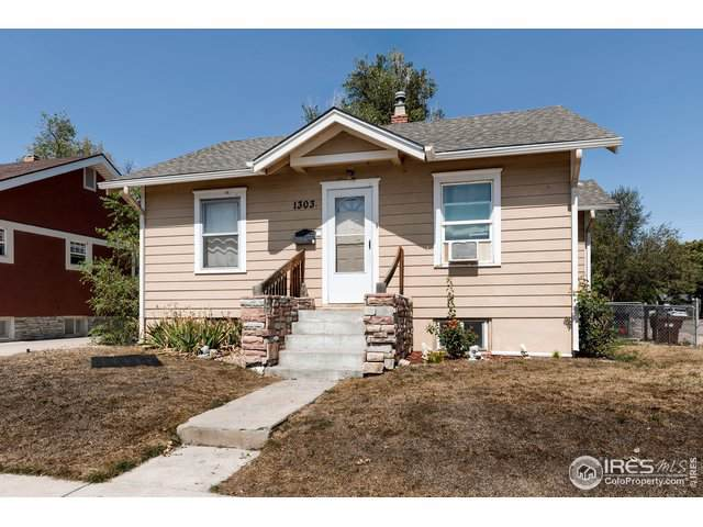 1303 7th St, Greeley, CO 80631 (MLS #894353) :: Colorado Home Finder Realty