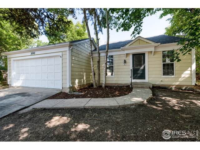 300 Starling St, Fort Collins, CO 80526 (MLS #894356) :: Colorado Home Finder Realty