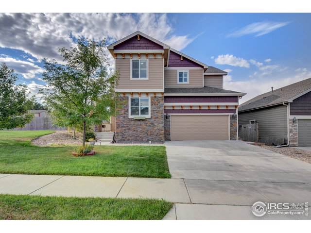 6678 13th St, Frederick, CO 80530 (MLS #894358) :: Colorado Home Finder Realty