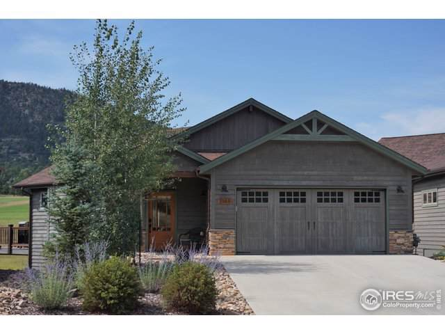 1155 Fish Creek Rd, Estes Park, CO 80517 (MLS #894360) :: Colorado Home Finder Realty