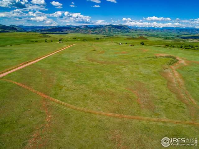 0 N County Road 80, Livermore, CO 80536 (MLS #894362) :: 8z Real Estate
