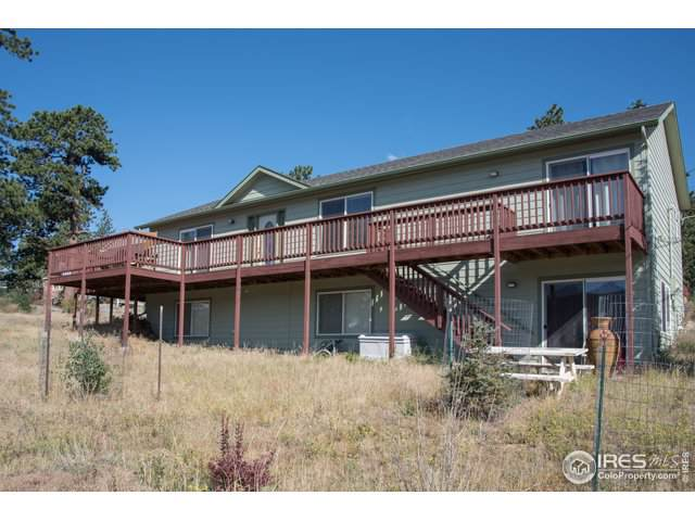 2370 Bellevue Dr, Estes Park, CO 80517 (MLS #894363) :: Colorado Home Finder Realty