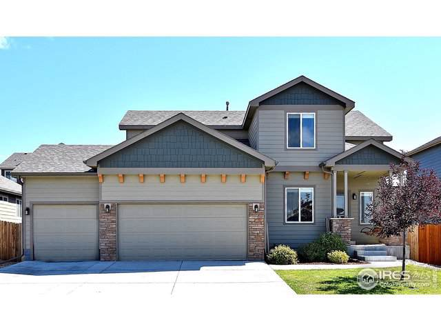 6810 Blue Spruce St, Frederick, CO 80530 (#894369) :: The Dixon Group