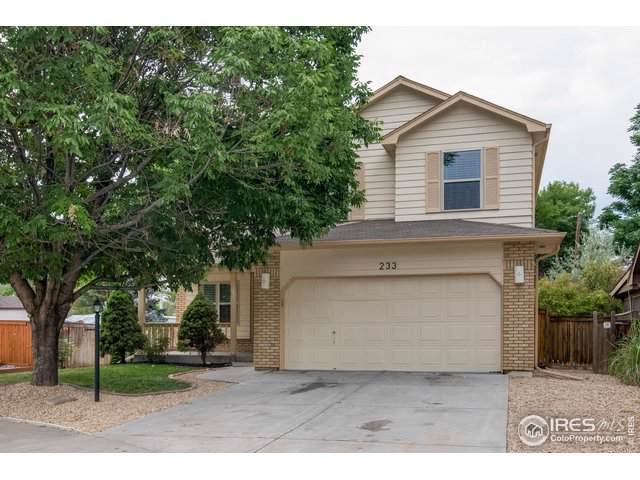 233 E 40th St, Loveland, CO 80538 (MLS #894374) :: J2 Real Estate Group at Remax Alliance
