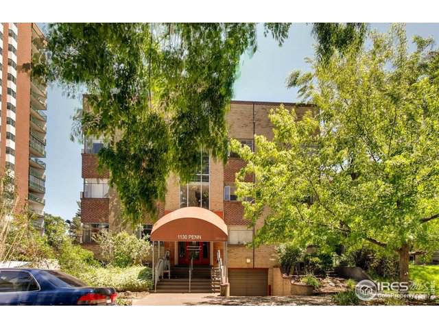 1130 N Pennsylvania St #105, Denver, CO 80203 (MLS #894380) :: Colorado Home Finder Realty