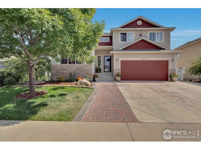 16316 9th St, Mead, CO 80542 (MLS #894383) :: Kittle Real Estate