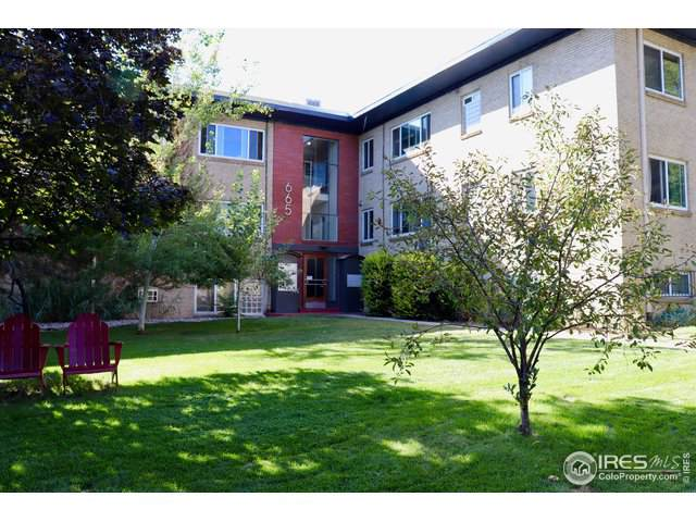 655 N Washington St 2A, Denver, CO 80203 (MLS #894386) :: Colorado Home Finder Realty