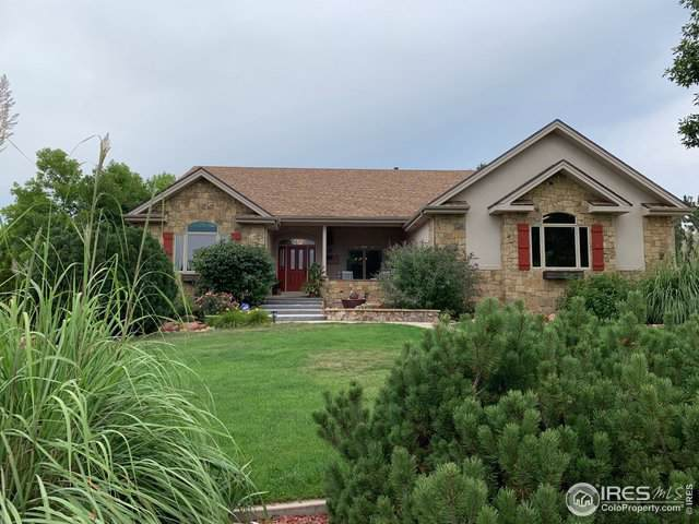 6349 Ashcroft Rd, Greeley, CO 80634 (#894414) :: The Peak Properties Group