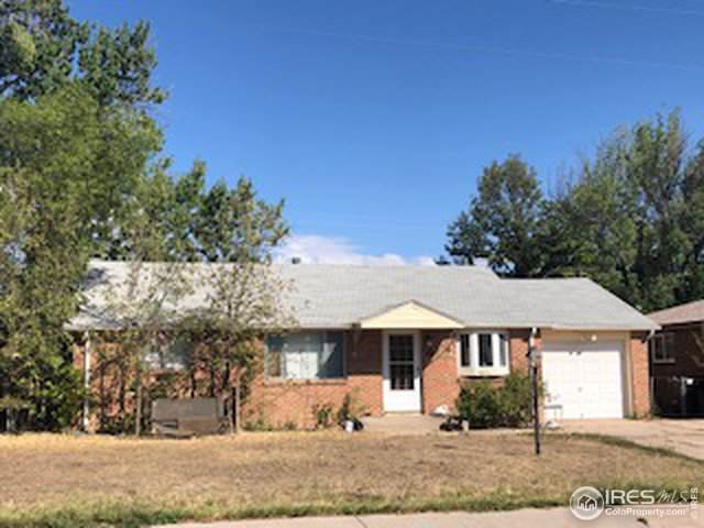 222 21st Ave, Greeley, CO 80631 (MLS #894418) :: Hub Real Estate