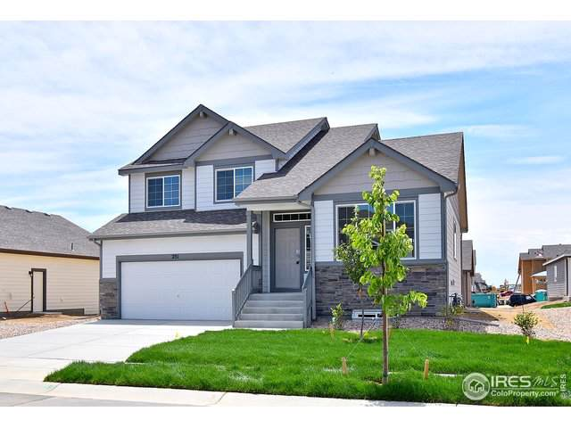 805 Mt Sneffels Ave, Severance, CO 80550 (MLS #894425) :: Hub Real Estate