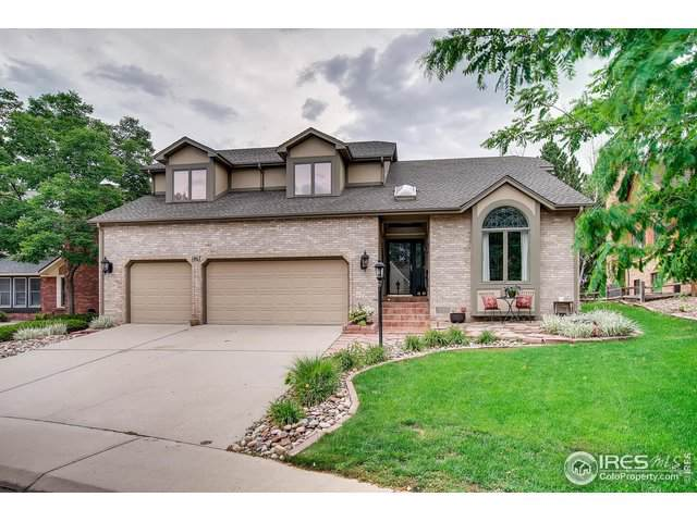 1467 Dunsford Way, Broomfield, CO 80020 (MLS #894428) :: Jenn Porter Group