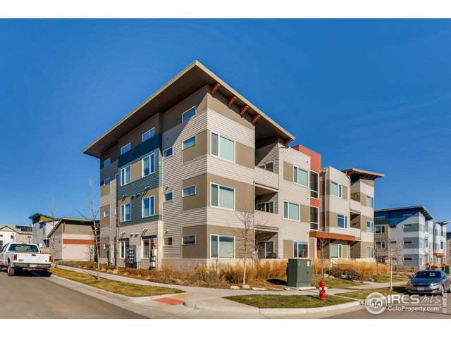 1505 Hecla Way #102, Louisville, CO 80027 (MLS #894431) :: Hub Real Estate