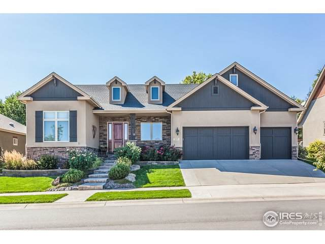 125 Alpine Laurel Ave, Loveland, CO 80537 (MLS #894434) :: J2 Real Estate Group at Remax Alliance