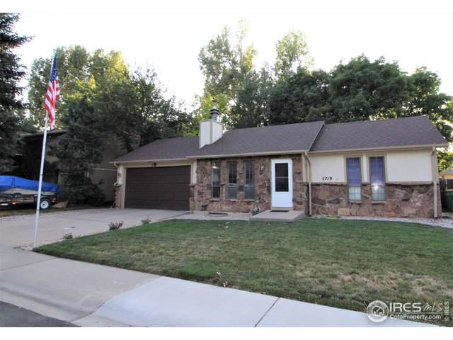 2719 Trenton Way, Fort Collins, CO 80526 (MLS #894437) :: Kittle Real Estate