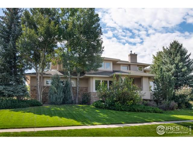 7250 Spring Creek Cir, Niwot, CO 80503 (#894441) :: The Peak Properties Group