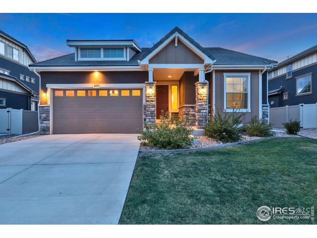 230 Pipit Lake Way, Erie, CO 80516 (MLS #894442) :: J2 Real Estate Group at Remax Alliance