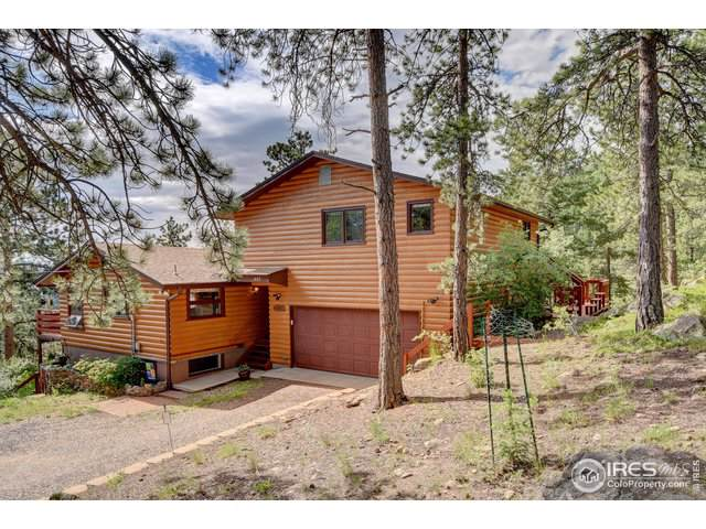 443 Rudi Ln, Golden, CO 80403 (MLS #894445) :: Kittle Real Estate
