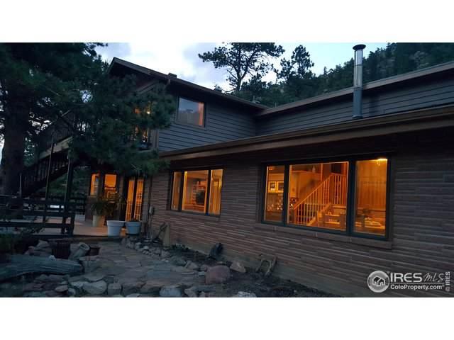 95 Forgotten Way, Estes Park, CO 80517 (MLS #894447) :: Downtown Real Estate Partners