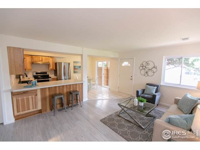 3630 Iris Ave B1, Boulder, CO 80301 (#894449) :: The Peak Properties Group