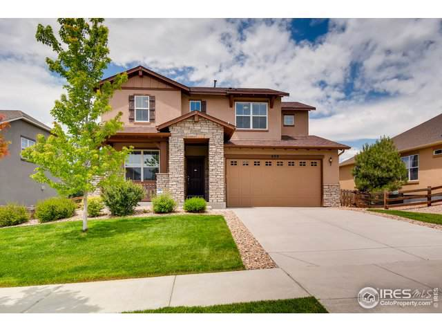699 Fossil Bed Cir, Erie, CO 80516 (#894454) :: The Peak Properties Group