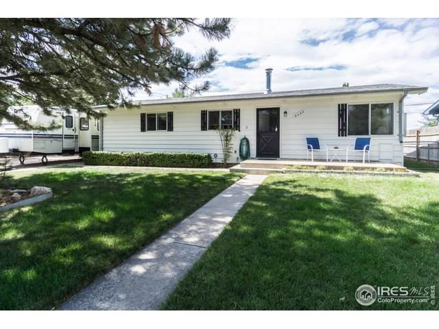8435 2nd St, Wellington, CO 80549 (MLS #894458) :: Downtown Real Estate Partners