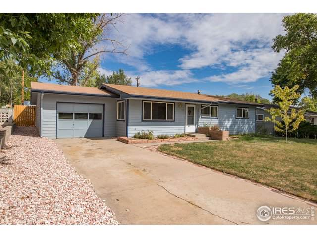 1815 W 11th St, Loveland, CO 80537 (MLS #894463) :: Colorado Home Finder Realty