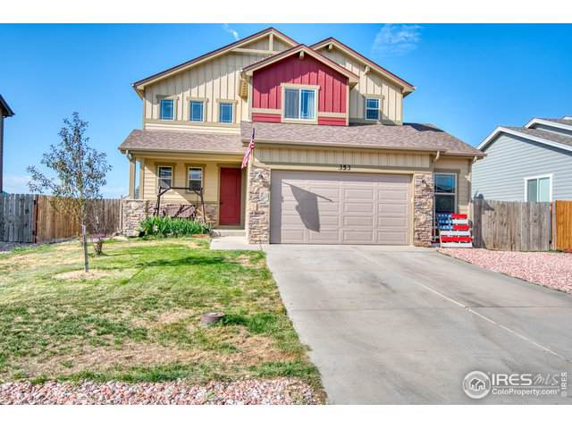 353 Linden Oaks Dr, Ault, CO 80610 (MLS #894473) :: June's Team