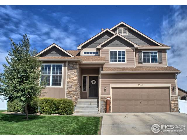 3345 Willow Ln, Johnstown, CO 80534 (MLS #894477) :: Tracy's Team