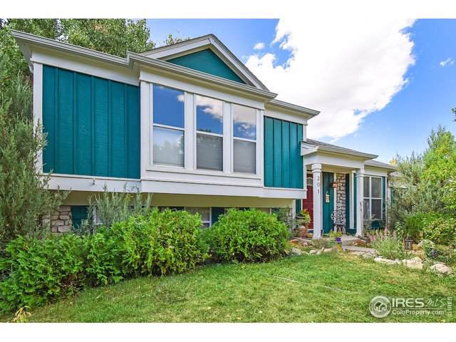201 S Madison Ave, Louisville, CO 80027 (MLS #894483) :: Colorado Home Finder Realty