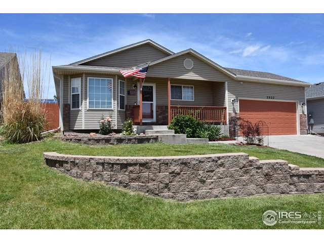 2603 Quay St, Evans, CO 80620 (MLS #894499) :: Tracy's Team