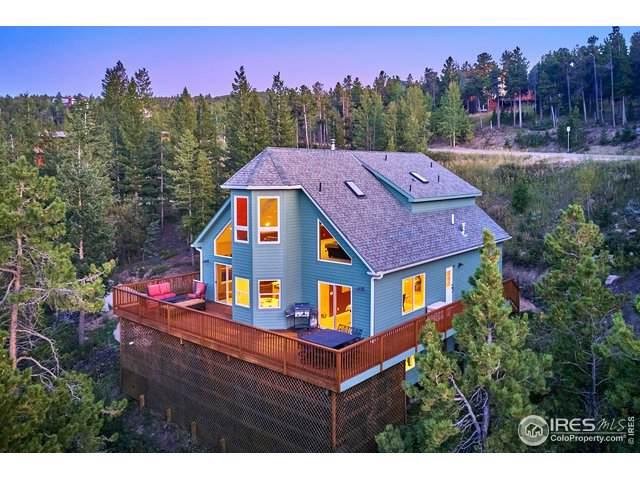 233 Big Springs Dr, Nederland, CO 80466 (MLS #894504) :: Kittle Real Estate