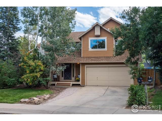 580 Wildrose Way, Louisville, CO 80027 (MLS #894508) :: 8z Real Estate