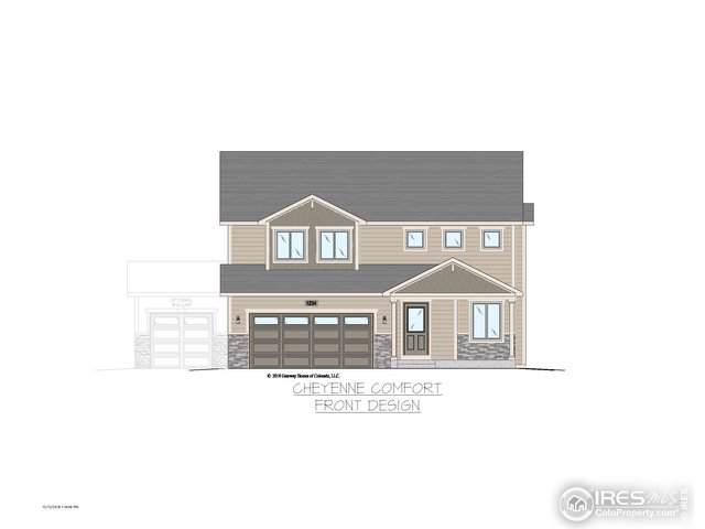 6806 Meadow Rain Way, Wellington, CO 80549 (MLS #894514) :: Hub Real Estate