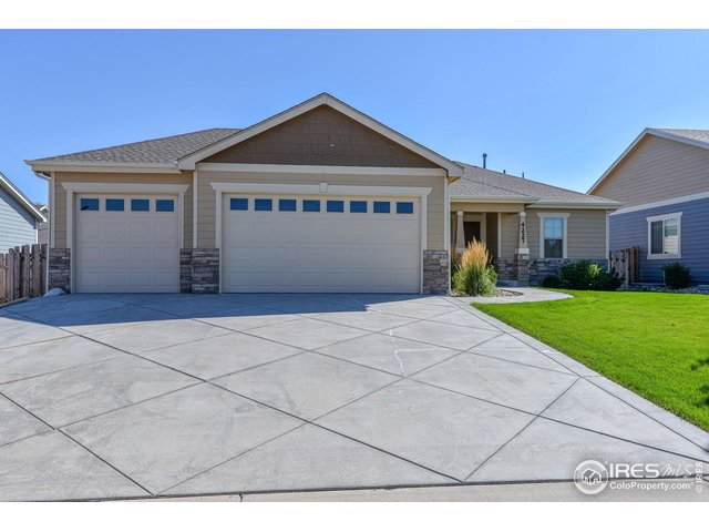 4227 Cypress Ridge Ln, Wellington, CO 80549 (MLS #894517) :: Hub Real Estate