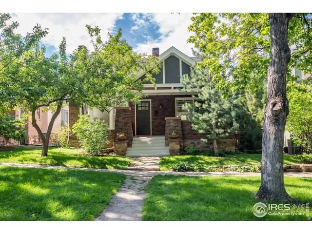1031 Lincoln Pl, Boulder, CO 80302 (MLS #894518) :: Colorado Home Finder Realty