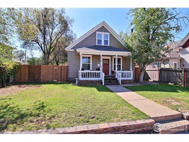 1512 8th St, Greeley, CO 80631 (MLS #894527) :: 8z Real Estate