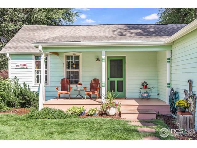 300 N Loomis Ave, Fort Collins, CO 80521 (MLS #894529) :: Hub Real Estate