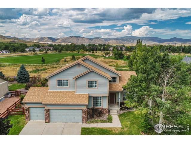 6065 Terry Ln, Arvada, CO 80403 (MLS #894531) :: 8z Real Estate