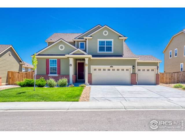 14184 Hudson Way, Thornton, CO 80602 (MLS #894540) :: Kittle Real Estate