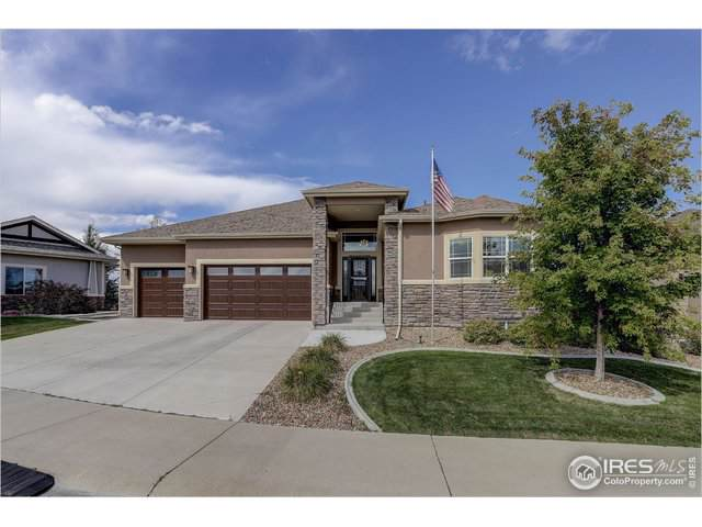 1101 Coral Burst Dr, Loveland, CO 80538 (MLS #894563) :: Keller Williams Realty