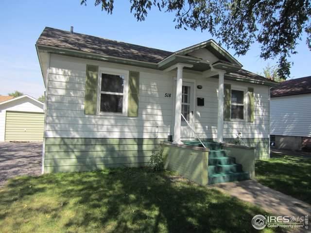 518 Denver St, Sterling, CO 80751 (MLS #894568) :: 8z Real Estate