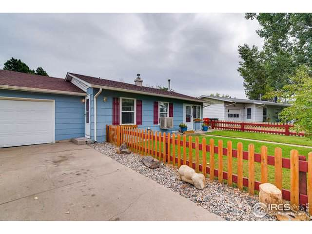 1120 31st Ave, Greeley, CO 80634 (MLS #894570) :: Hub Real Estate