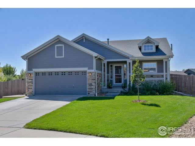 7473 Skyline St, Frederick, CO 80504 (MLS #894571) :: Colorado Home Finder Realty